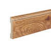 SimpleSolutions 3.3-in x 94.48-in Oak Base Floor Moulding
