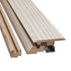 SimpleSolutions 2-3/8-in x 6-ft 6-11/16-in Pine 4-N-1 Moulding