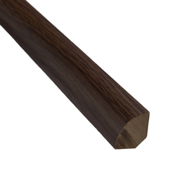 SimpleSolutions 0.75-in x 94.48-in HS Nutmeg Hickory Quarter Round Floor Moulding