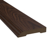 SimpleSolutions 3-3/8-in x 94-1/2-in Nutmeg Hickory Base Moulding