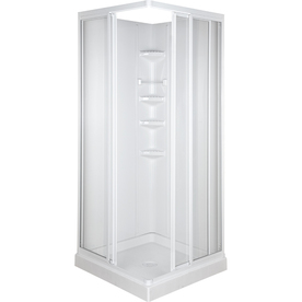 Ove Decors & ASB Corner Shower Stall Kits at Lowes Showers ...