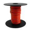 Encore Wire 25-ft 14-AWG Stranded Red Copper THHN Wire (By-The-Roll)