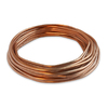 Encore Wire 25-ft 8-Gauge Solid Soft Drawn Copper Bare Wire (By-The-Roll)