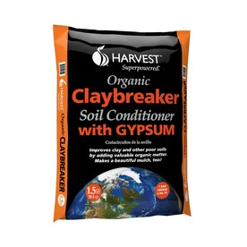 shop harvest 25 lb organic soil conditioner at