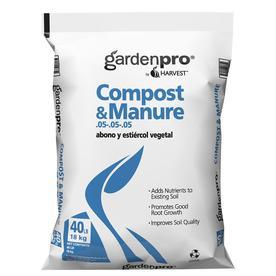 GARDEN PRO 40 lb Compost