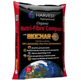HARVEST Harvest Superpowered 1-cu ft Organic Compost