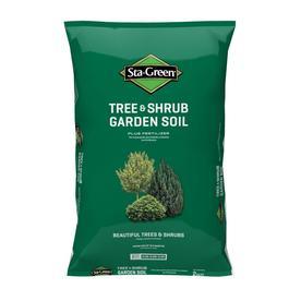 Sta-Green 2-cu ft Tree and Shrub Garden Soil