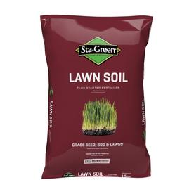Sta-Green 1.5-cu ft Lawn Soil