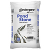GARDEN PRO 0.5 cu ft Pond Stone
