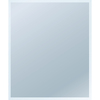 Style Selections 36-in x 30-in Polished Edge Mirror