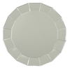 allen + roth 25-in x 25-in Beveled Beveled Round Frameless French Wall Mirror