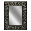 Style Selections 24-in x 36-in Polished Edge Mirror