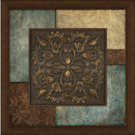 Shop 27 In W X 27 In H Abstract Prints Wall Art At Lowes Com