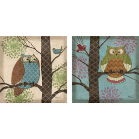 12-in W x 12-in H Animals Prints Wall Art