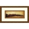28.5-in W x 16.5-in H Landscape Framed Art