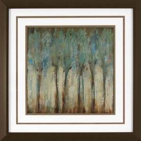 19-in W x 19-in H Landscapes Framed Art
