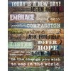 16-in W x 20-in H Inspirational Prints Wall Art