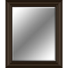 Oil-Rubbed Bronze Rectangle Framed Wall Mirror