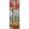 14-in W x 37-in H Landscapes Canvas