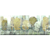 37-in W x 14-in H Frameless Wood Landscapes Print Wall Art