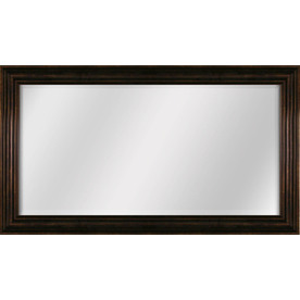 Horizontal Wall Mirror shop mirrors & mirror accessories at lowes