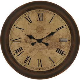 "allen + roth 18"" Old World Clock"
