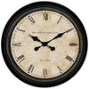allen + roth Round Indoor Clock