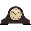 allen + roth Analog Rectangle Indoor Mantel Clock
