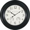 allen + roth Round Indoor Clock