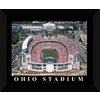 22-in W x 18-in H Ohio Stadium Framed Wall Art