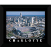 22-in W x 18-in H Charlotte Framed Art