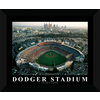  22-in W x 18-in H Dodger Stadium Framed Wall Art