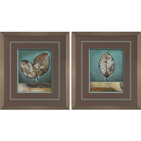 16-in W x 18-in H Global Framed Wall Art