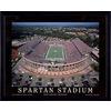 32-in W x 26-in H Spartan Stadium Framed Art