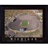 26-in W x 32-in H University of Michigan Framed Wall Art