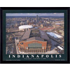 26-in W x 32-in H Indianapolis Colts Framed Wall Art