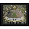 26-in W x 32-in H Notre Dame Framed Wall Art