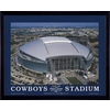 26-in W x 32-in H Dallas Cowboys Framed Wall Art