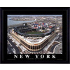 26-in W x 32-in H NY Mets Framed Wall Art