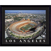 32-in W x 26-in H Los Angeles Framed Art