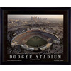 26-in W x 32-in H LA Dodgers Framed Wall Art