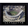 26-in W x 32-in H Cleveland Indians Framed Wall Art