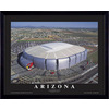 26-in W x 32-in H Arizona Cardinals Framed Wall Art