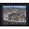 26-in W x 32-in H San Francisco Giants Framed Wall Art