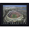 26-in W x 32-in H San Francisco 49ers Framed Wall Art