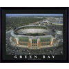 26-in W x 32-in H Green Bay Packers Framed Wall Art
