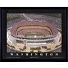 32-in W x 26-in H Washington Redskins Framed Wall Art