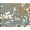 30-in W x 38-in H Floral Canvas Wall Art