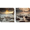 12-in W x 12-in H Beach Canvas Wall Art