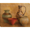 30-in W x 38-in H Pottery Canvas